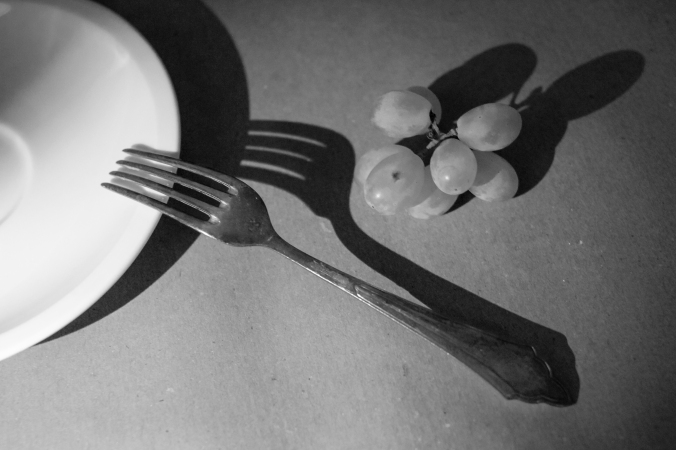 fork-and-grapes
