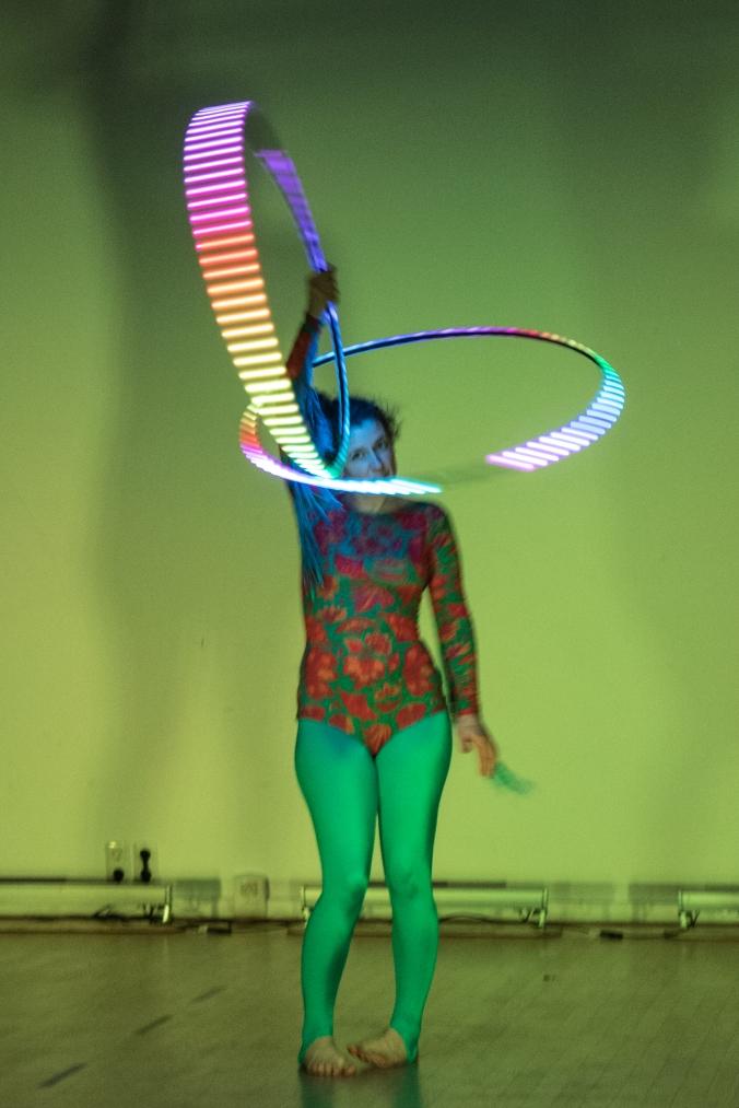 Mona Dee Acrobatics 3