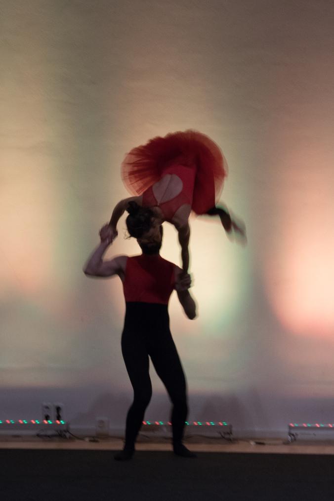 Mona Dee Acrobatics 6